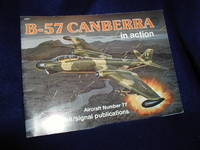 image of B-57 Canberra in Action