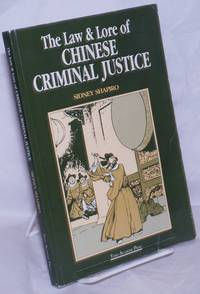 image of The Law_Lore of Chinese Criminal Justice