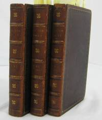 OLIVER TWIST; OR, THE PARISH BOY'S PROGRESS. In Three Volumes
