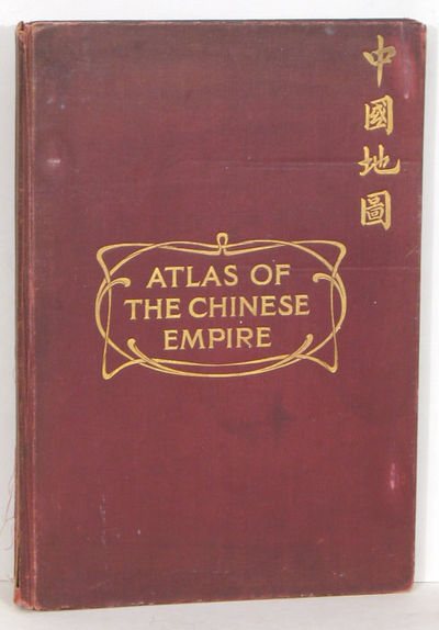London.: The China Inland Mission.. 1908.. Color lithographed maps, xii + (index map plus 22 single ...