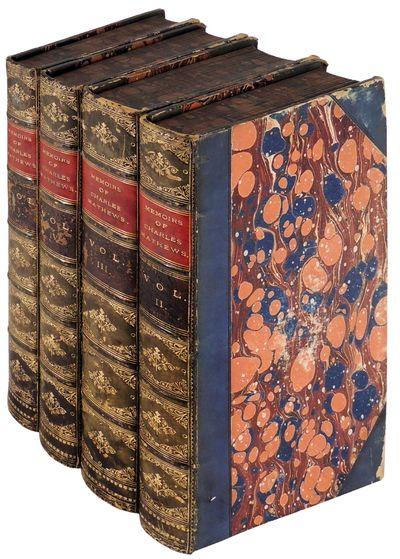 London: Richard Bentley, 1839. Hardcover. Very Good. Hardcover. Charles Mathews, (1776 —1835, Plym...