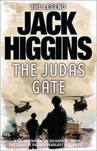 The Judas Gate (Sean Dillon Series, Book 18) by Jack Higgins - Paperback - from The Saint Bookstore and Biblio.com
