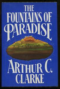 The Fountains of Paradise by  Arthur C Clarke - First printing - 1979 - from Evening Star Books and Biblio.co.uk