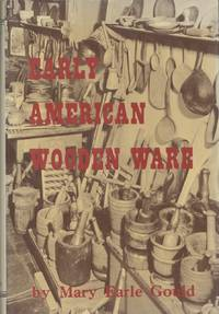image of Early American Wooden Ware and Other Kitchen Utensils