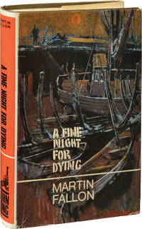 A Fine Night for Dying (First UK Edition)