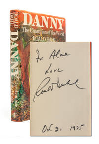 Danny, The Champion of the World (Signed First Edition)