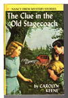 image of THE CLUE IN THE OLD STAGECOACH: Nancy Drew Mystery Series, #37.