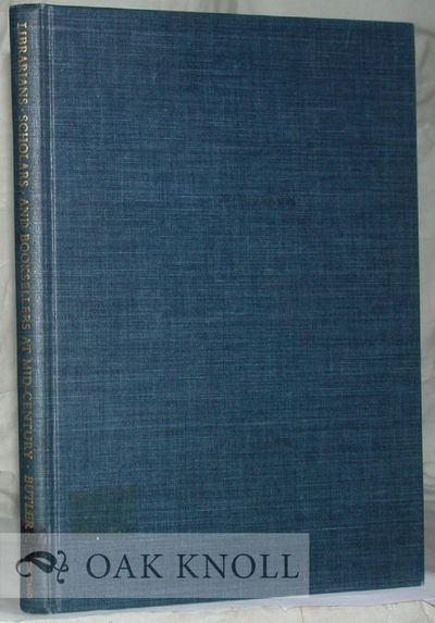 Chicago: Univ. of Chicago Press, 1953. cloth. 8vo. cloth. vii, 107 pages. First edition.