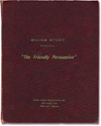 image of Friendly Persuasion (Original screenplay, presentation script)