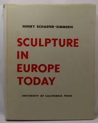 Sculpture in Europe Today