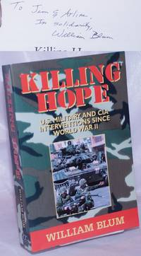 image of Killing Hope: U. S. Military and CIA Interventions Since World War II