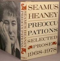 Preoccupations: Selected Prose 1968-1978.