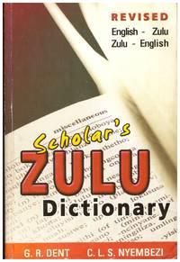 image of SCHOLAR'S ZULU DICTIONARY
