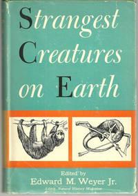 STRANGEST CREATURES ON EARTH