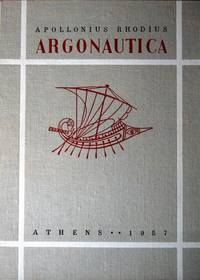 ARGONAUTICA OR, THE QUEST OF JASON FOR THE GOLDEN FLEECE...