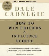 image of How To Win Friends And Influence People Deluxe 75th Anniversary Edition