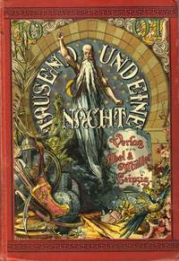 Tausend und eine Nacht fur die Jugend Bearbeitet von Oberschulrat C. F. Lauckhard. by C.F. Lauckhard - Hardcover - Fourteenth Edition.  - from Black Cat Hill Books (SKU: 34586)