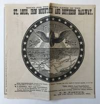 Bound for the Happy Lands of the St. Louis, Iron Mountain and Southern Railway [caption title]