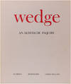 View Image 1 of 4 for Wedge Number 1, Summer 1982: An Aesthetic Inquiry Inventory #24913
