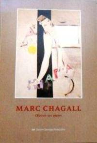 image of Marc Chagall. Oeuvres sur papier