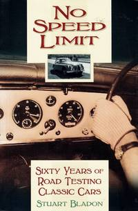 No Speed Limit by  Stuart Bladon - Paperback - from Chisholm Trail Bookstore (SKU: 18983)