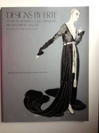 "Designs by Erte Fashion Drawings & Illustrations From ""Harper's Bazar"""