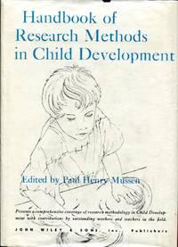 Handbook of Research Methods in Child Development