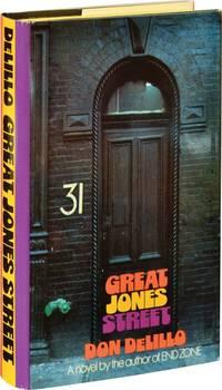 Great Jones Street (First Edition)