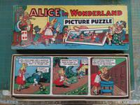 Alice in Wonderland Picture Puzzle