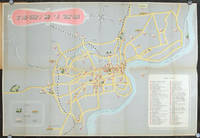 Sight-Seeing Map of Shanghai.