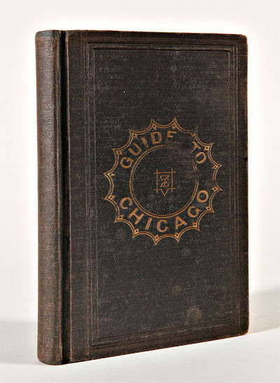 Chicago: T. Ellwood Zell & Co., 1868. 197pp. (pastedowns are paginated), plus folding map and leaves...