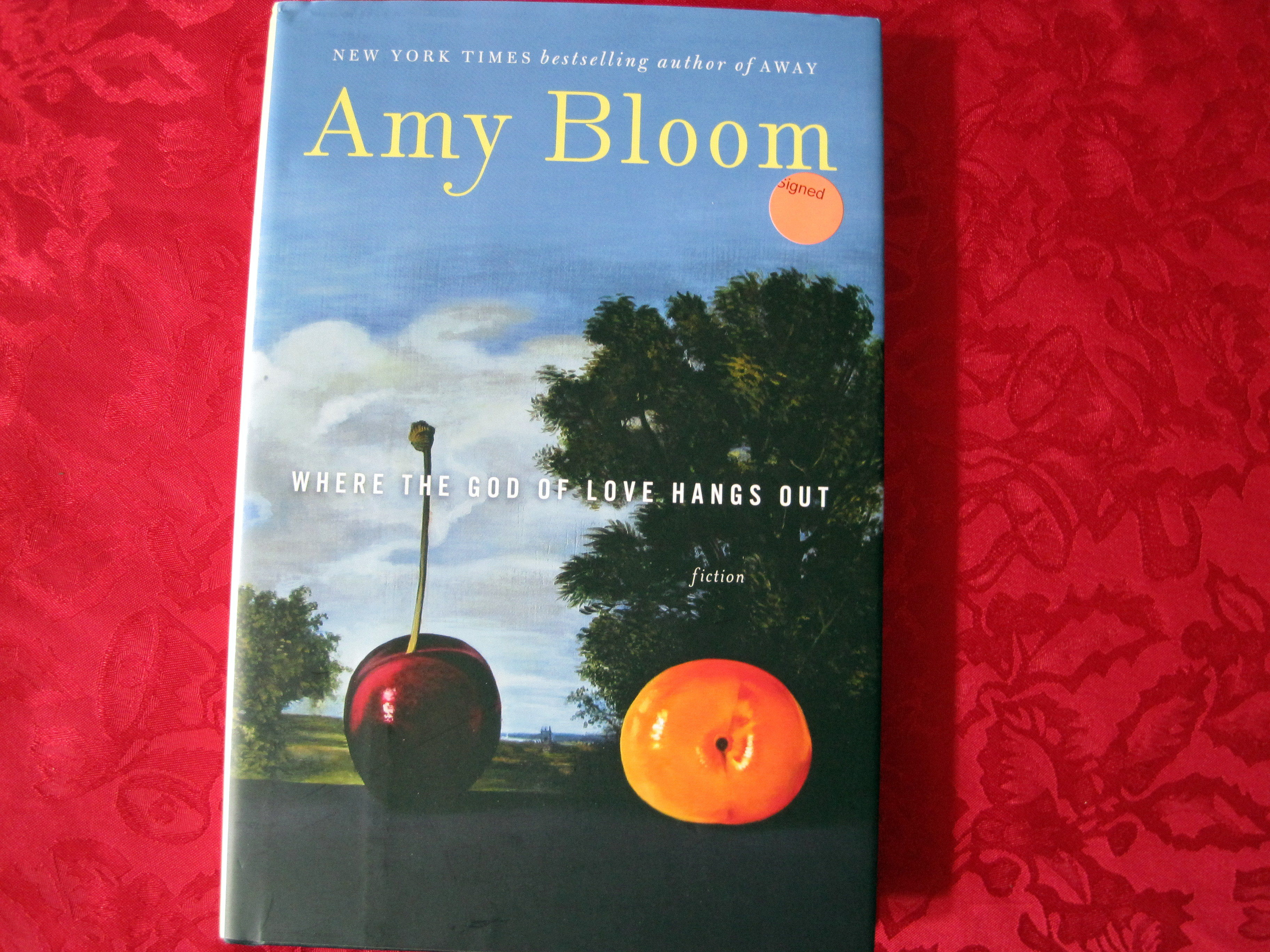 by and by by amy bloom Buy a signed copy of away from rj julia booksellers visit the publisher's page buy from amazon | buy from barnes & noble read an excerpt about away: panoramic in scope, away is the epic and intimate story of young lillian leyb, a dangerous innocent, an accidental heroine when her family is destroyed in a russian pogrom, lillian comes to.