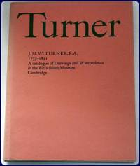 J. M. W. TURNER, R. A., 1775-1851. by  Malcolm Cormack - First Edition - (1975) - from Parnassus Book Service and Biblio.com