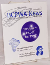 BCWPA News: a publication of the British Columbia Persons with AIDS Society #25, Feb/Mar 1997: Treatment issues for 1997