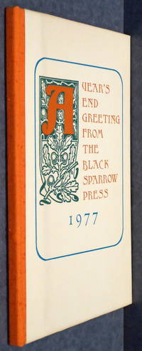 SPENDING CHRISTMAS WITH THE MAN FROM RECEIVING AT SEARS [A YEAR'S END GREETING FROM THE BLACK...
