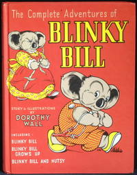 image of The Complete Adventures Of Blinky Bill