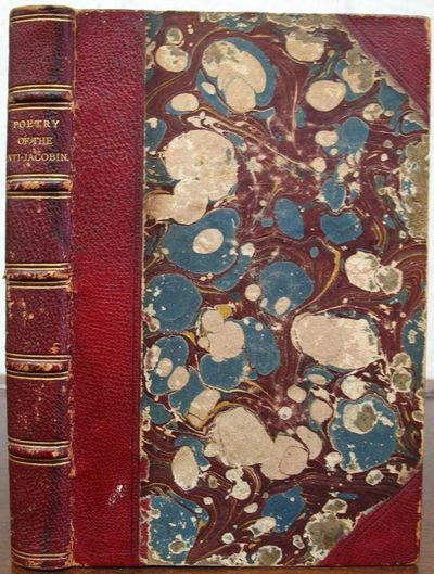 London: J. Hatchard & Son, 1828. 6th edition. 19th c. red half-leather with marbled boards. AEG. Mar...