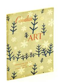 Canadian Art [Magazine] - Fine Arts, Architecture, Graphic Arts, Design: Christmas - New Year 1950-51 [1951], Vol. VIII, No. 2  - Will Ogilvie / Robert Hurley