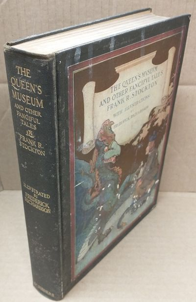 New York: Charles Scribner's Sons, 1906. Third Edition. Hardcover. Quarto in black and brown hardcov...