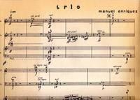 Trio for Violin, Cello, and Piano (1974) [FULL SCORE]
