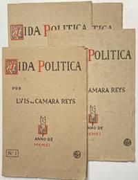 image of Vida Politica [Nos. 1-4]