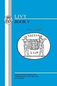 image of Livy: Book V (Latin Texts) (Bk.5)
