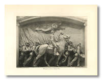 THE MONUMENT TO ROBERT GOULD SHAW  ITS INCEPTION, COMPLETION AND UNVEILING 1865-1897