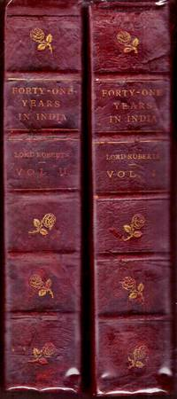 image of FORTY-ONE YEARS IN INDIA. Vols I and II