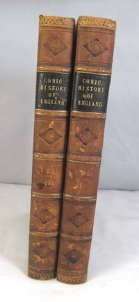 The Comic History of England  2 Volumes