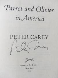 Parrot & Olivier in America (SIGNED)