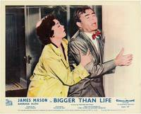 image of Bigger Than Life (Two original British front-of-house cards from the 1956 film)
