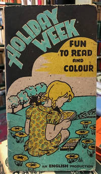 Holiday Week : Fun to Read and Colour
