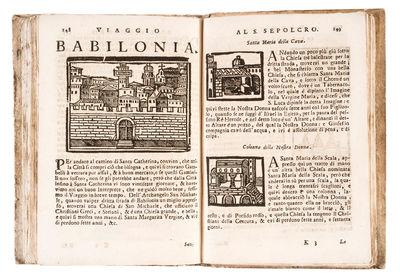 Viaggio da Venezia al S. Sepolcro, ed...