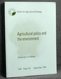 image of Agricultural Policy and the Environment